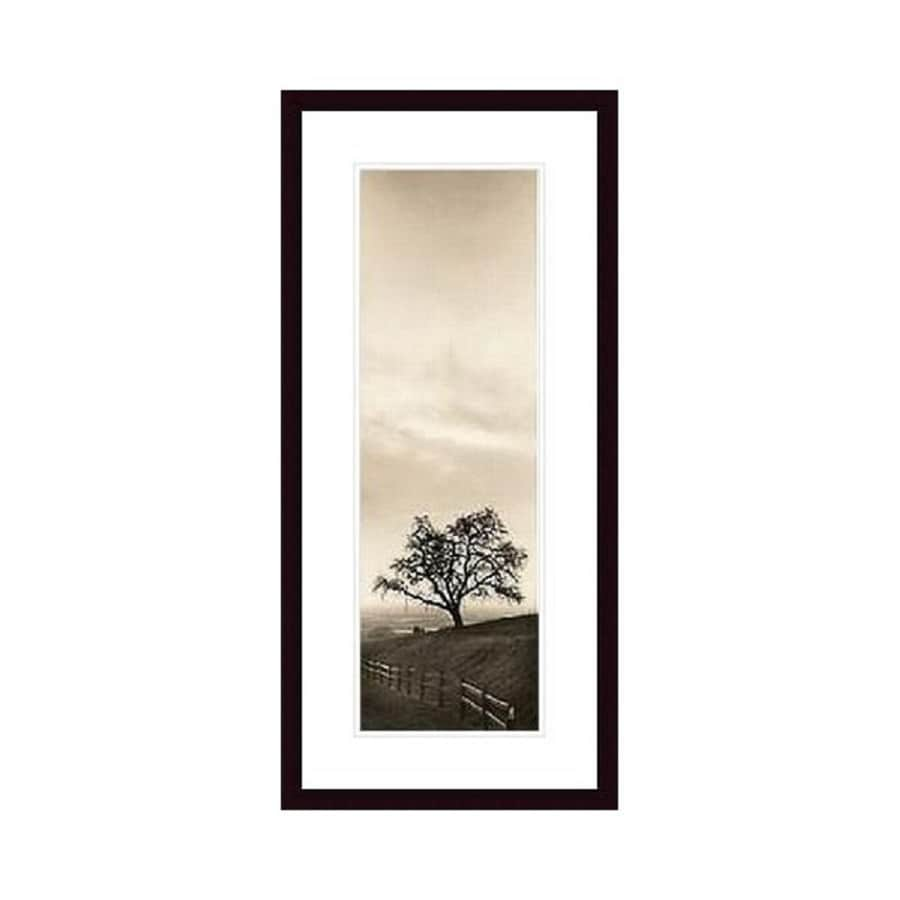 Shop printfinders 148 in w x 283 in h framed paper for Kitchen cabinets lowes with wall print art