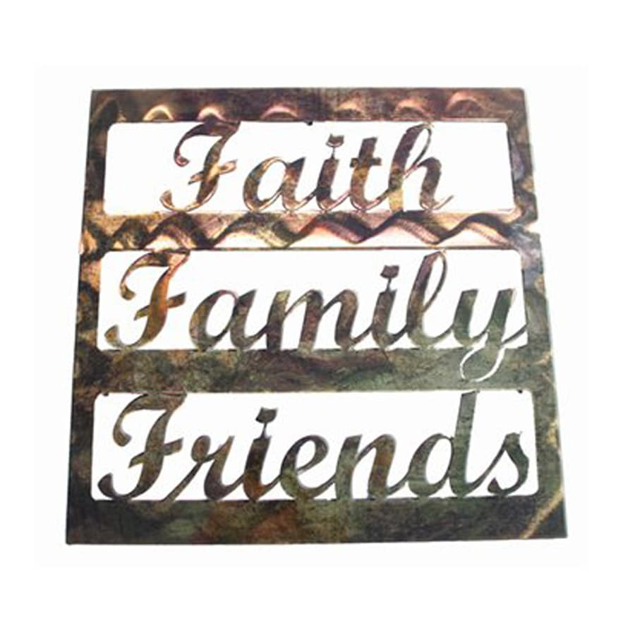 Faith Family Friends Wall Decor Wall Decor Ideas