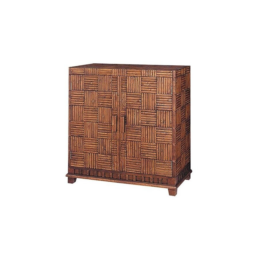 Wayborn Furniture Bamboo Office Cabinet