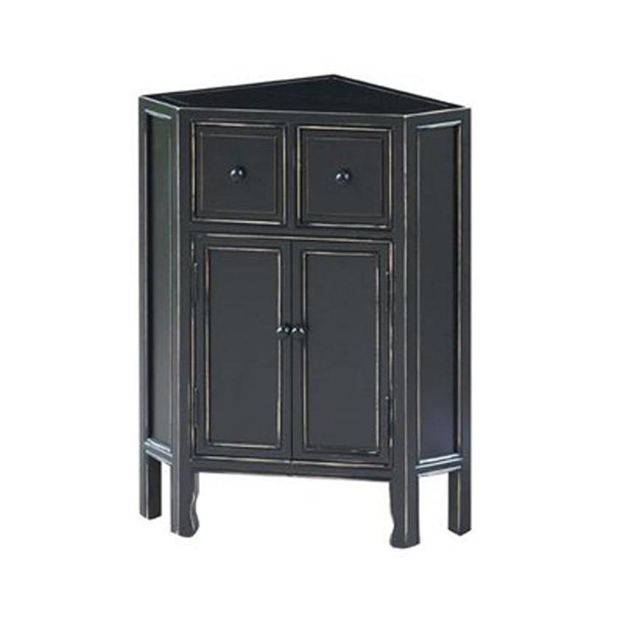 Wayborn Furniture Suchow Black Office Cabinet