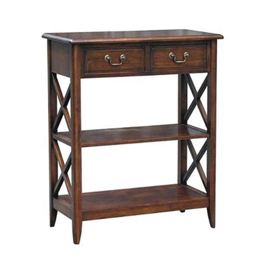 Wayborn Furniture Eiffel 2-Shelf Office Cabinet