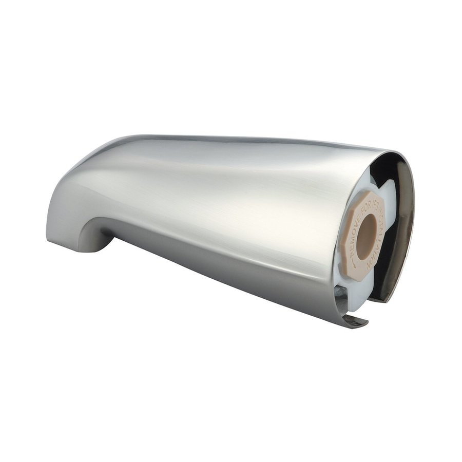 Pioneer Industries Nickel Tub Spout