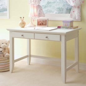 Home Styles Naples Transitional Student Desk