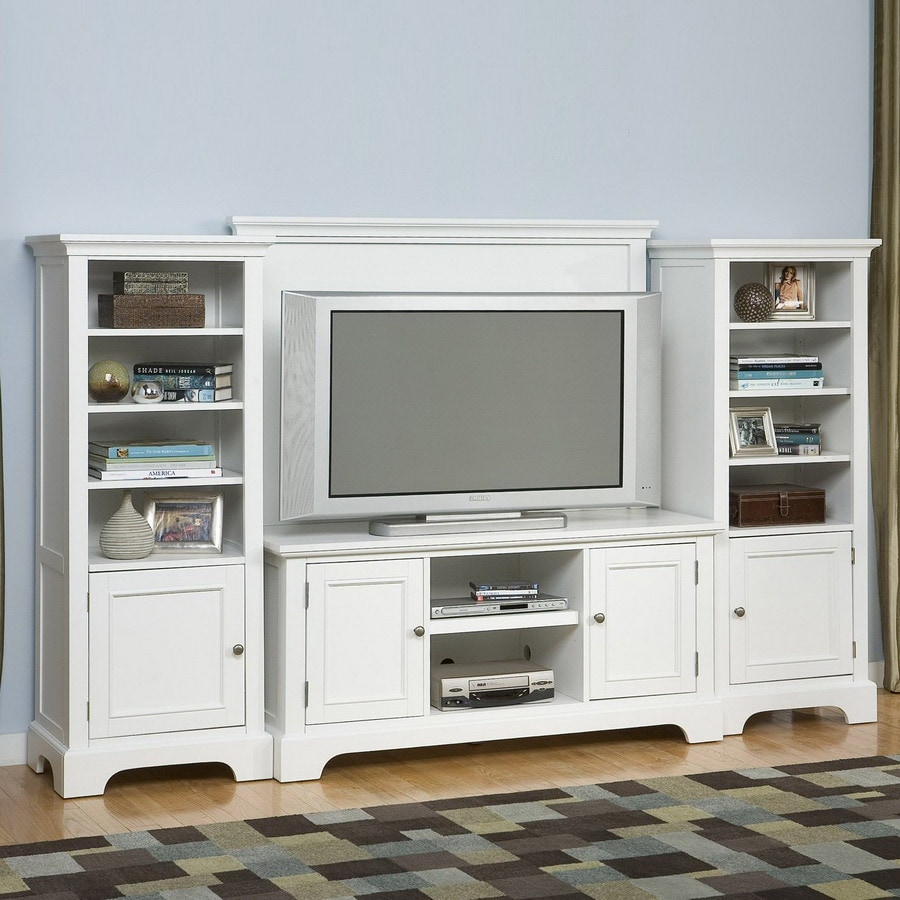 shop home styles naples white television entertainment center at home styles naples white television entertainment center