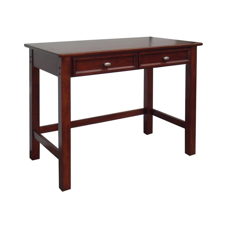 Home Styles Hanover Cherry Student Desk