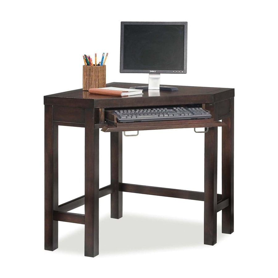 Home Styles City Chic Espresso Corner Desk