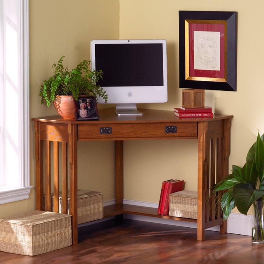 Boston Loft Furnishings Mission/Shaker Corner Desk