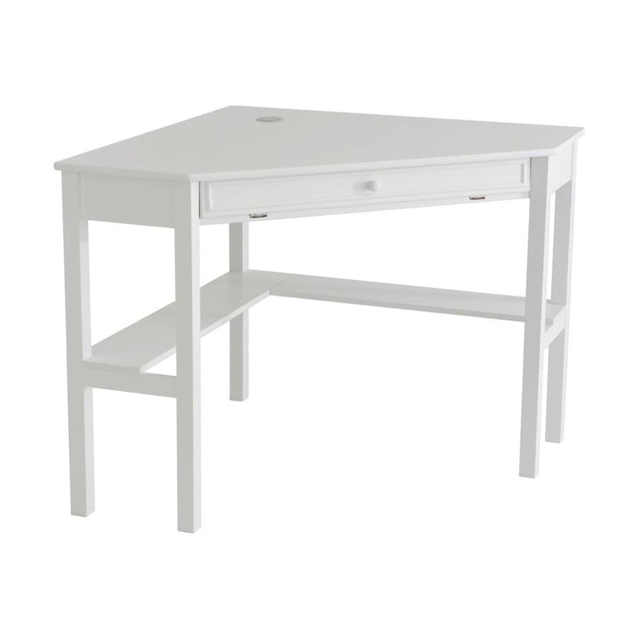Boston Loft Furnishings Contemporary Corner Desk