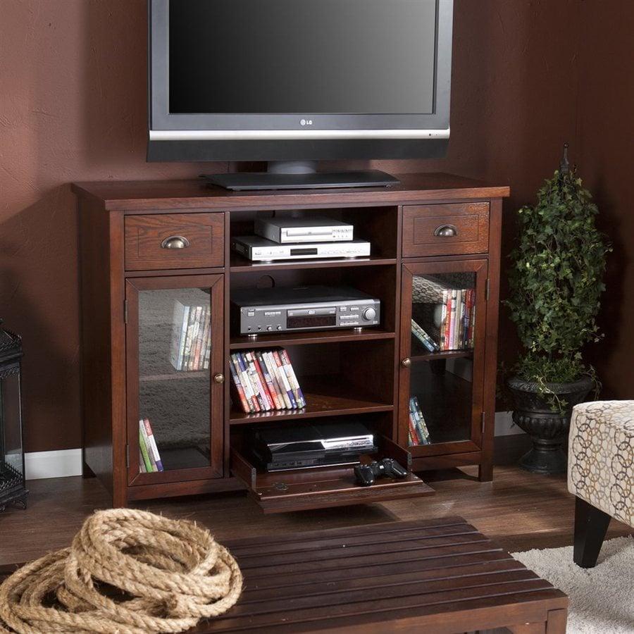 Boston Loft Furnishings Porter Espresso TV Cabinet