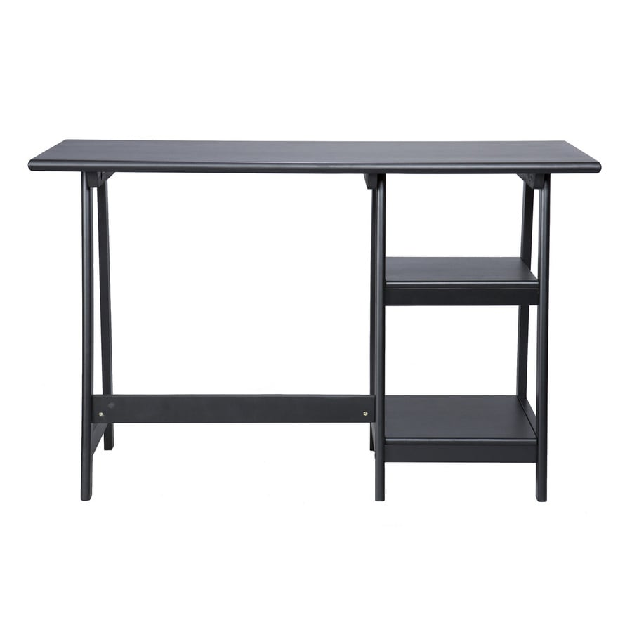 Boston Loft Furnishings Langston Black Laptop Desk