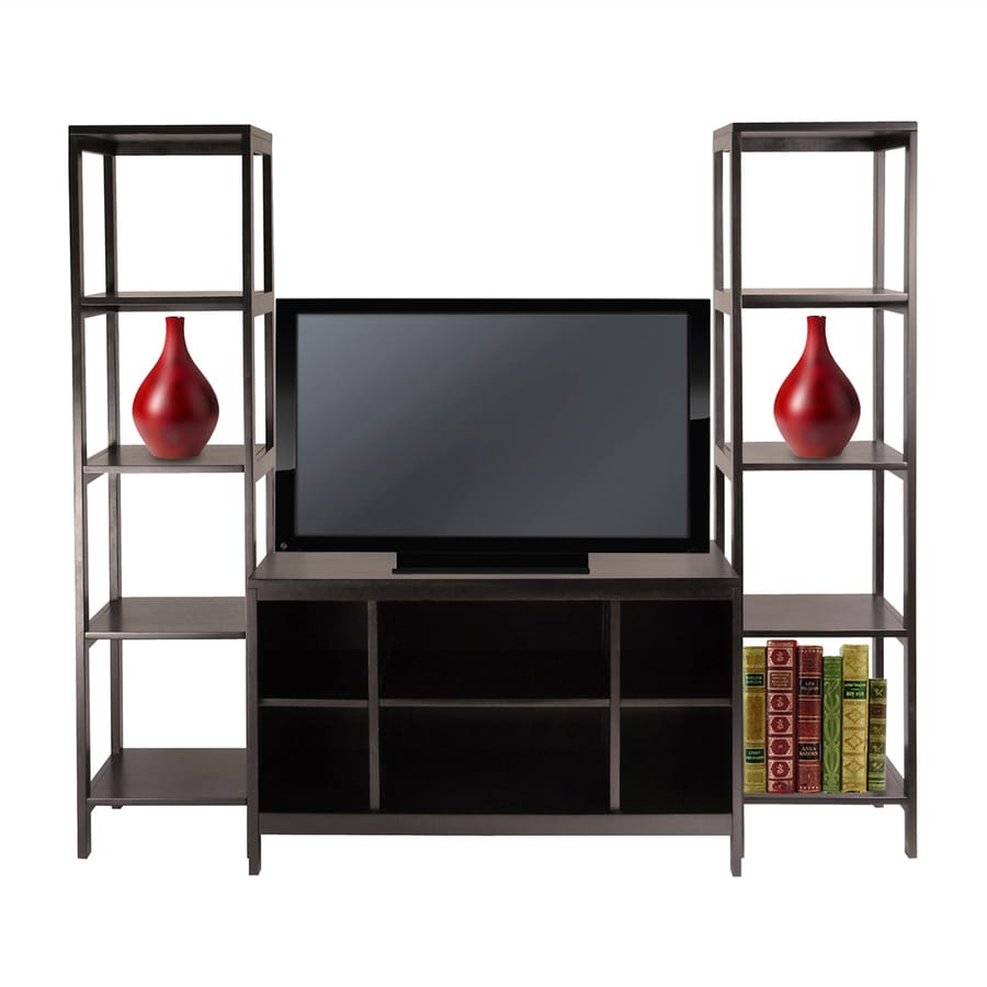 Winsome Wood Hailey Dark Espresso TV Cabinet