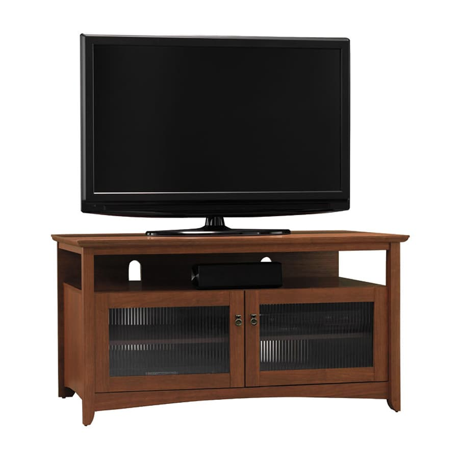 Bush Furniture Buena Vista Serene Cherry Rectangular TV Cabinet