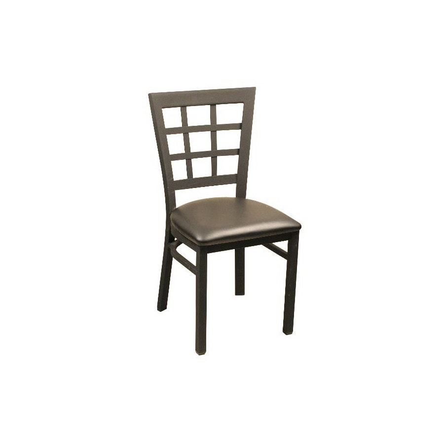 Alston Quality Industries Walnut Side Chair