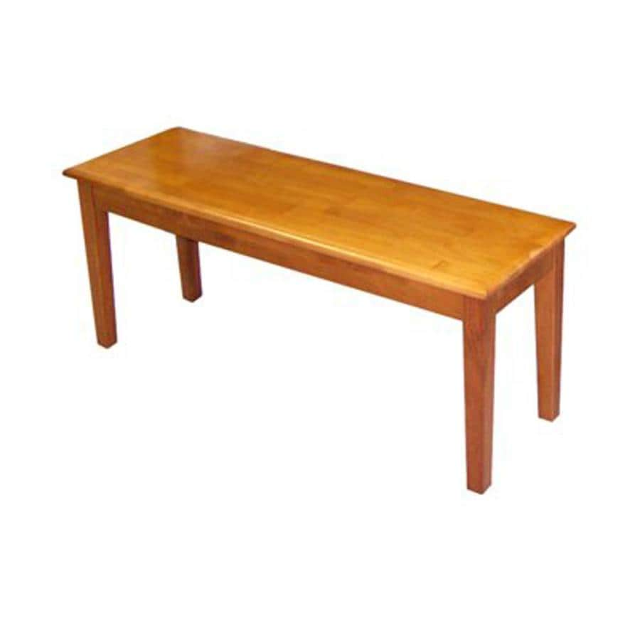 Boraam Industries Shaker Dining Bench