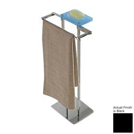 Nameeks Eden Chrome Black Br Bathroom Coordinate Set