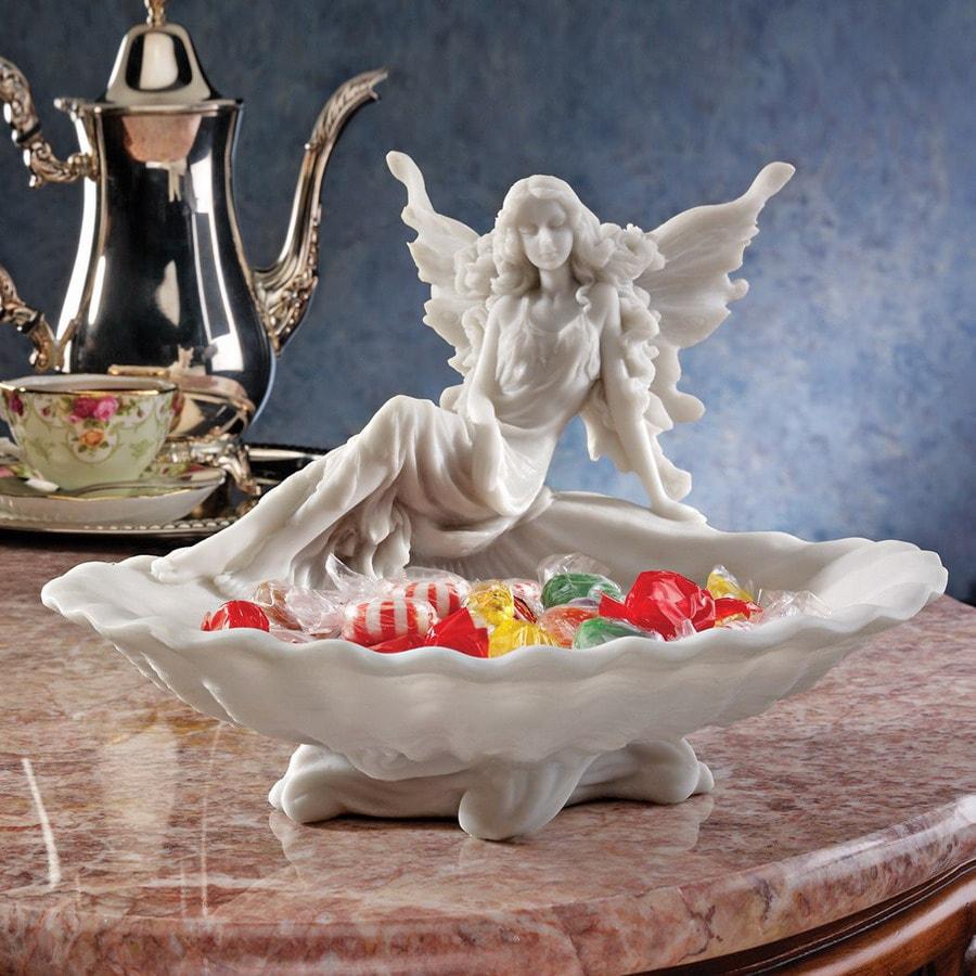 Design Toscano Bonded Marble Resin Bowl