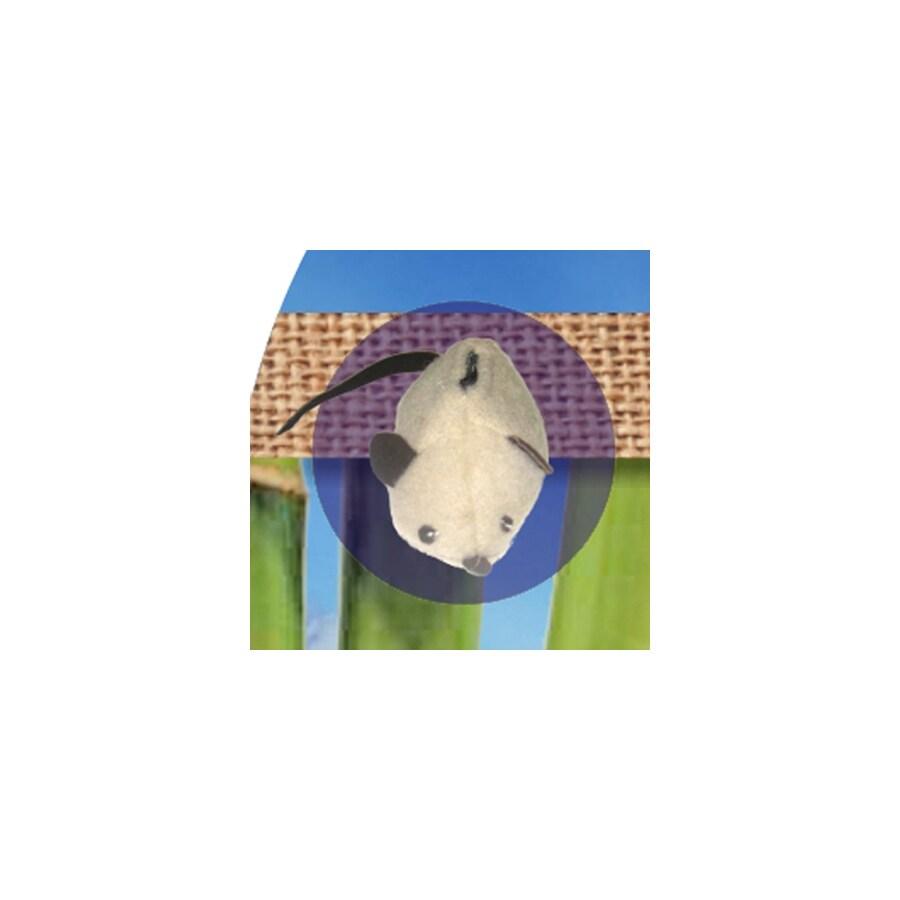 ABO Gear Plush Catnip Cat Toy