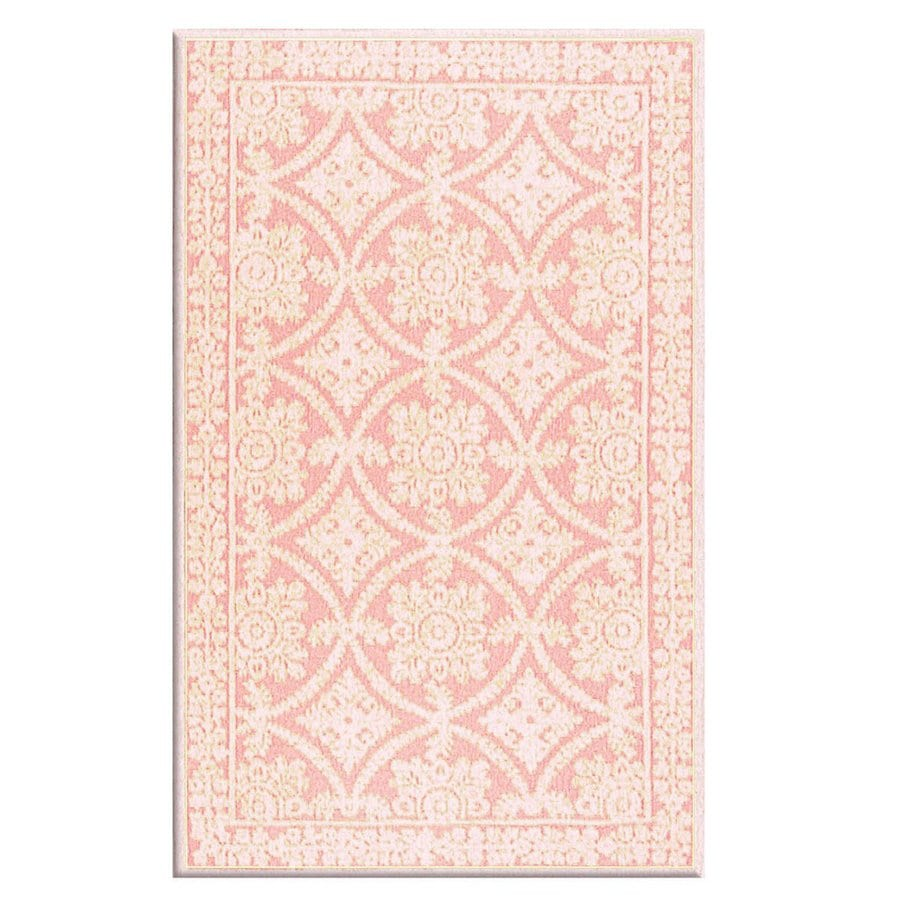 The Rug Market Romantic Lace Rosa Rectangular Indoor Area Rug (Common: 8 X  10