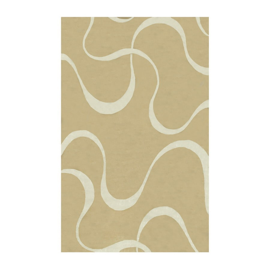 The Rug Market Walt Disney Rectangular Multicolor Transitional Wool Area Rug (Common: 5-ft x 8-ft; Actual: 5-ft x 8-ft)