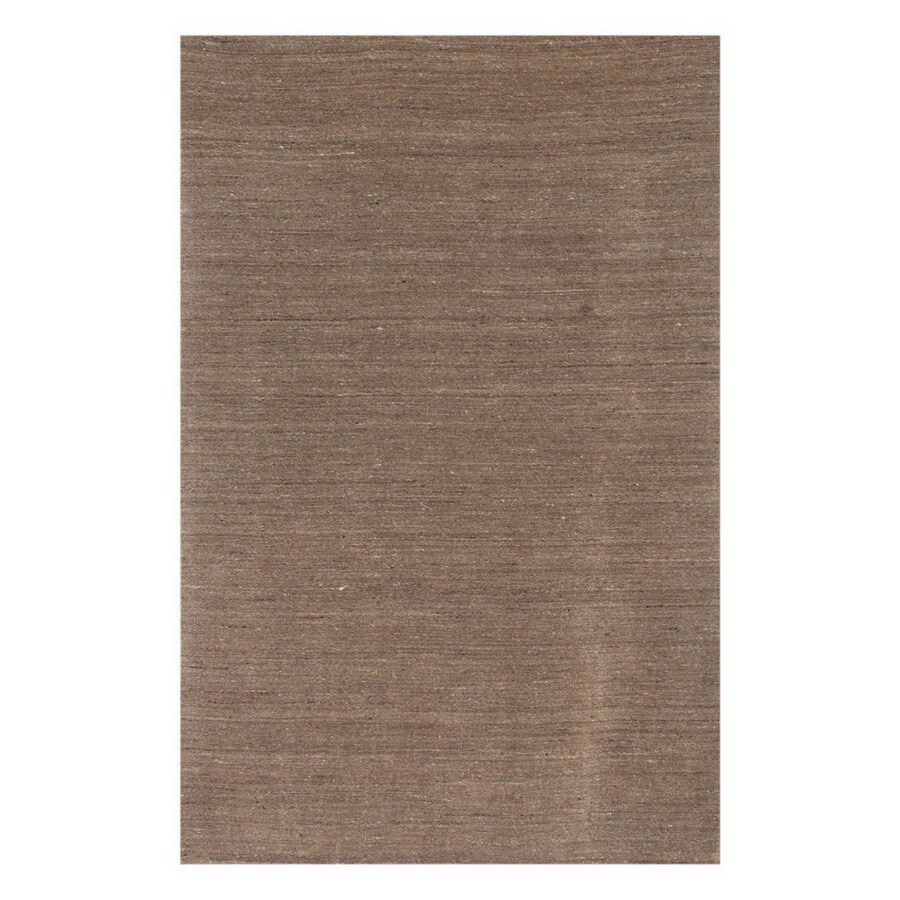 Jaipur Elements 24-in x 36-in Rectangular Multicolor Solid Wool Accent Rug