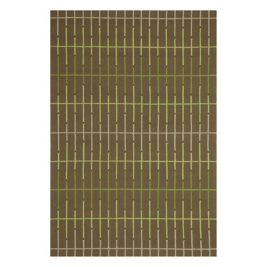Jaipur Grant Design I-O 24-in x 36-in Rectangular Multicolor Transitional Accent Rug