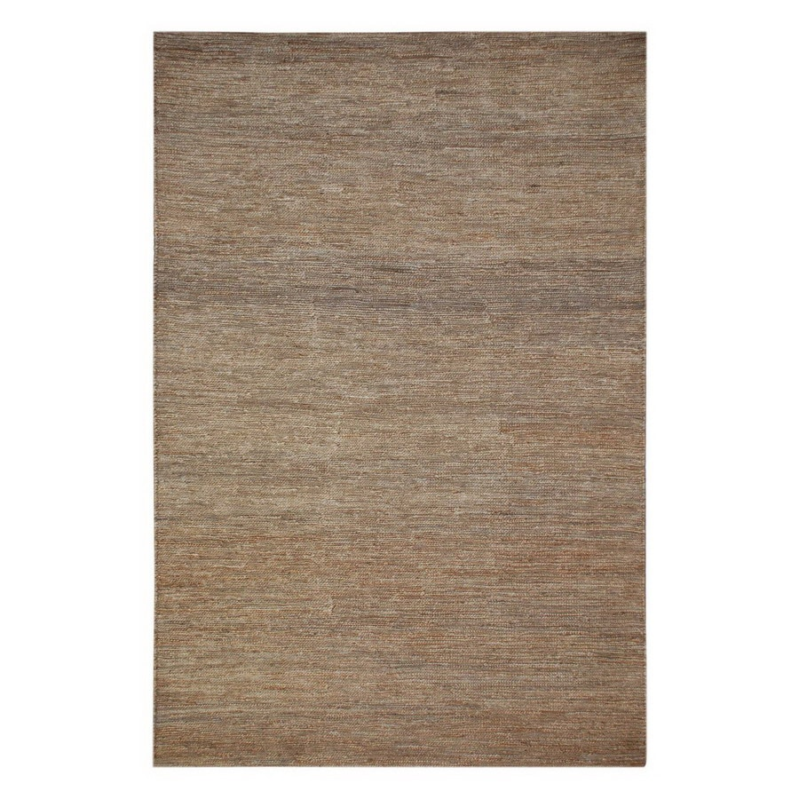Jaipur Hula 24-in x 36-in Rectangular Brown Accent Rug