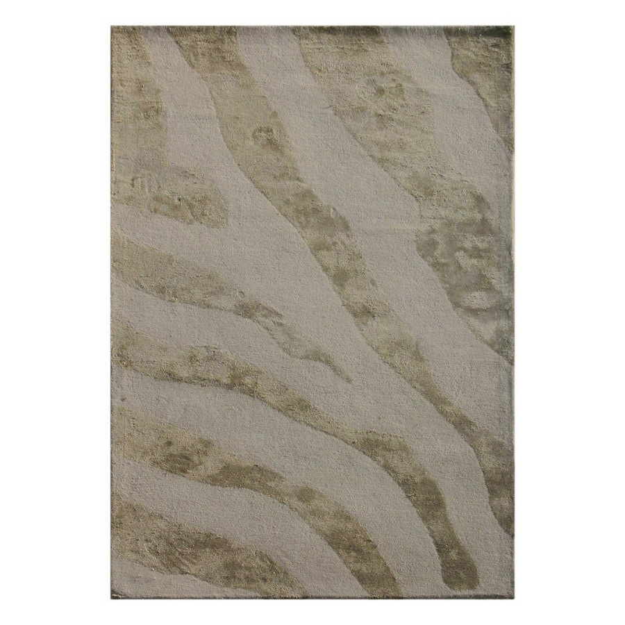 Jaipur Midtown Raymond 24-in x 36-in Rectangular Multicolor Transitional Wool Accent Rug