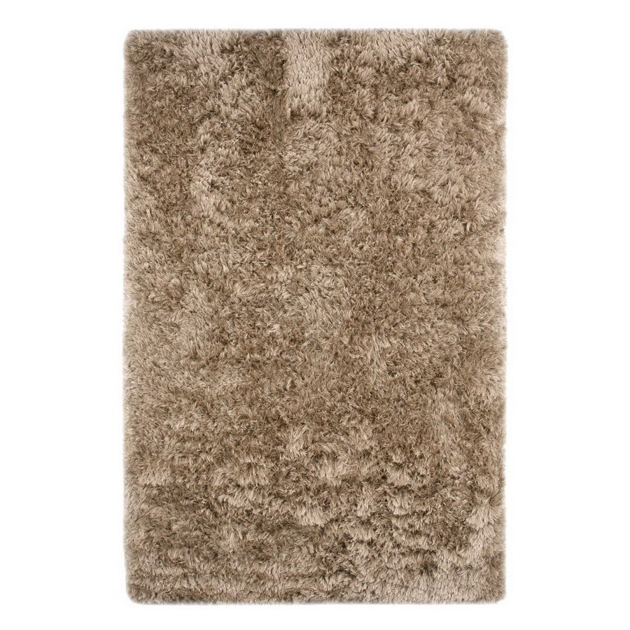 Jaipur Verve Rectangular Gray Solid Accent Rug (Actual: 24-in x 36-in)