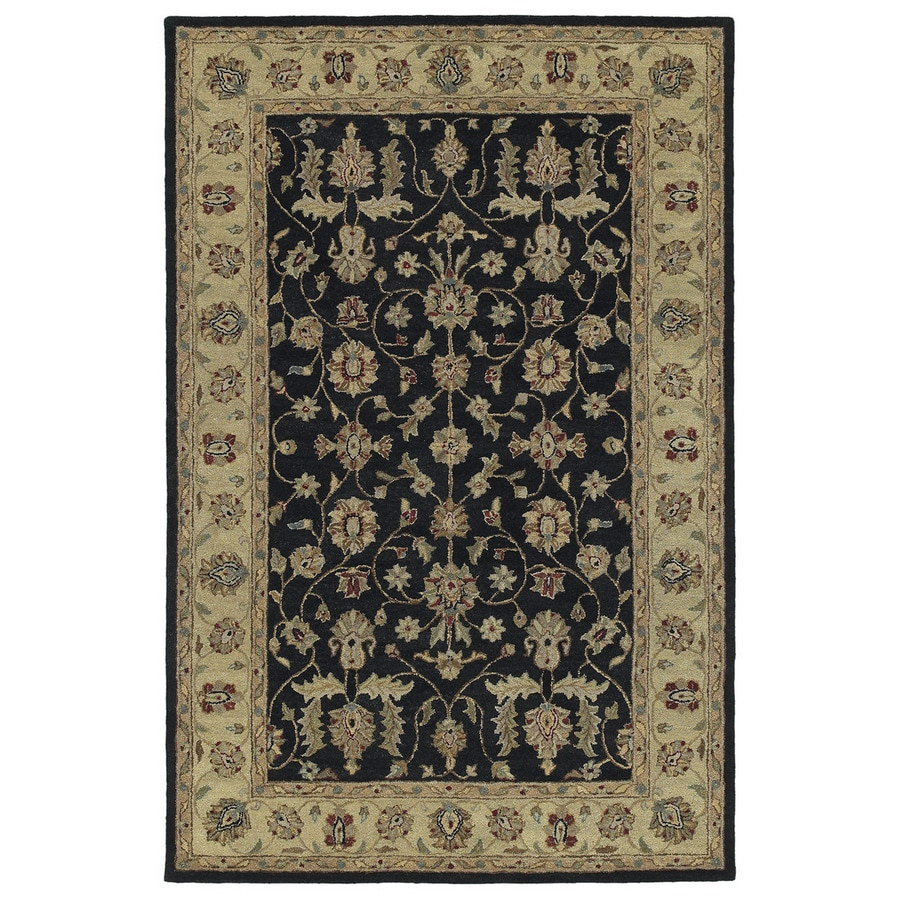 Kaleen Taxila 9-ft 6-in x 13-ft Rectangular Multicolor Transitional Area Rug