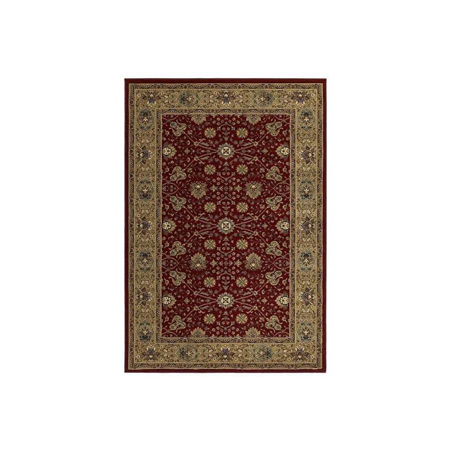 Kaleen Comfort 8-ft 10-in x 12-ft 11-in Rectangular Multicolor Transitional Area Rug