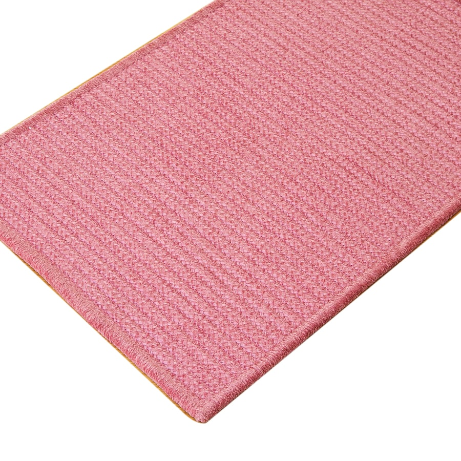 Colonial Mills Solid Chenille 11-ft x 14-ft Rectangular Red Solid Area Rug