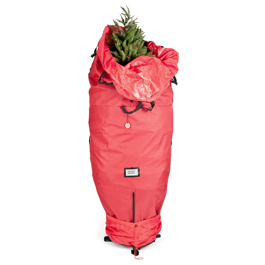 TreeKeeper 72-in x 30-in 60.5-cu ft Polyester Christmas Tree Storage Bag