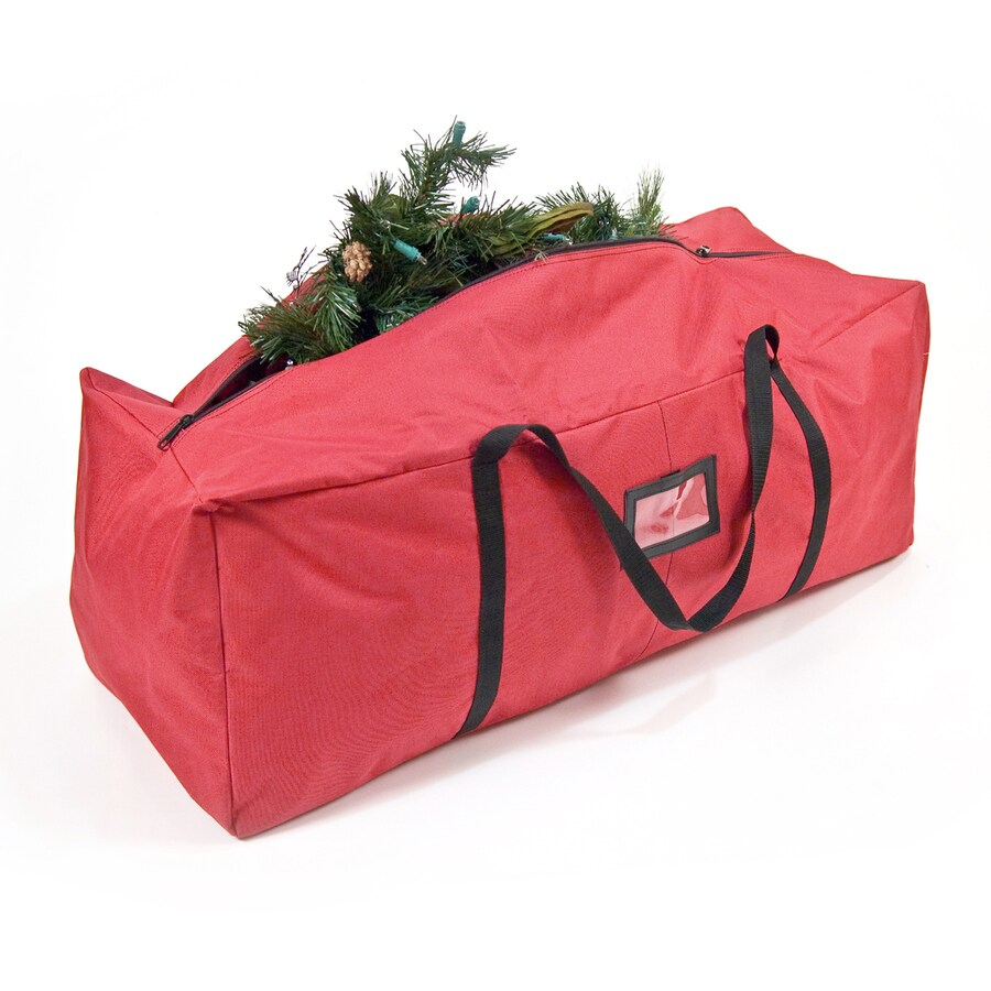 Storage bags for christmas trees - Treekeeper 36 In X 14 In 4 08 Cu Ft Polyester Christmas Tree Storage