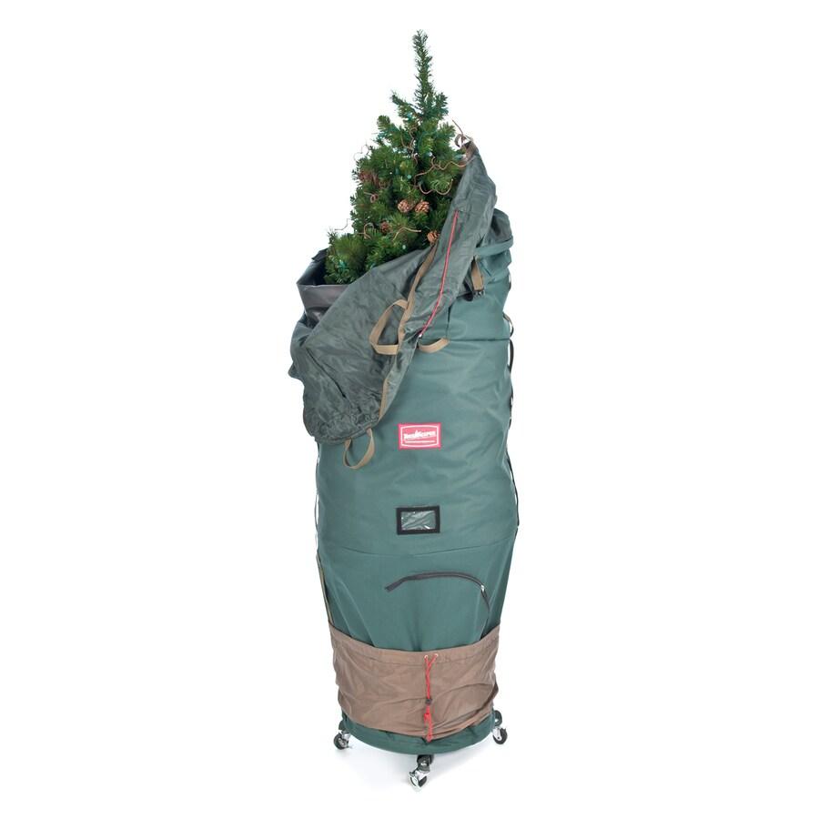 TreeKeeper 55-in x 90-in 46.35-cu ft Polyester Christmas Tree Storage Bag
