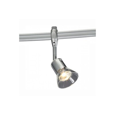 Bruck Lighting Systems Zonyx 1 Light Matte Chrome Mini