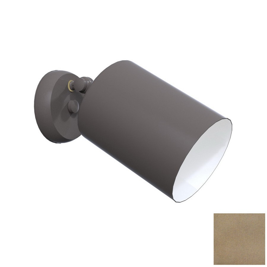 Remcraft Lighting Cylinders 5.875-in W Satin Aluminum Glass Semi-Flush Mount Light