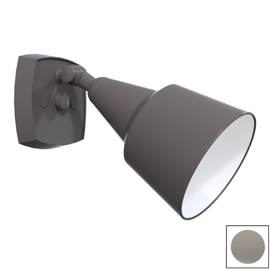 Remcraft Lighting Grey Outdoor Flush Mount Light