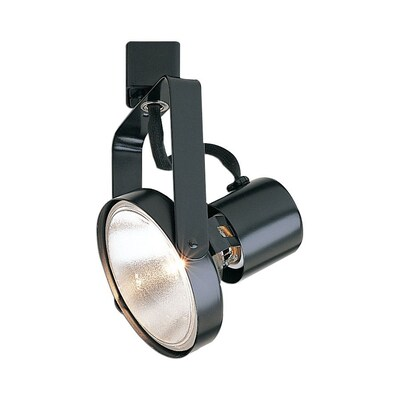 Nora Lighting 1 Light Dimmable Black Gimbal Linear Track