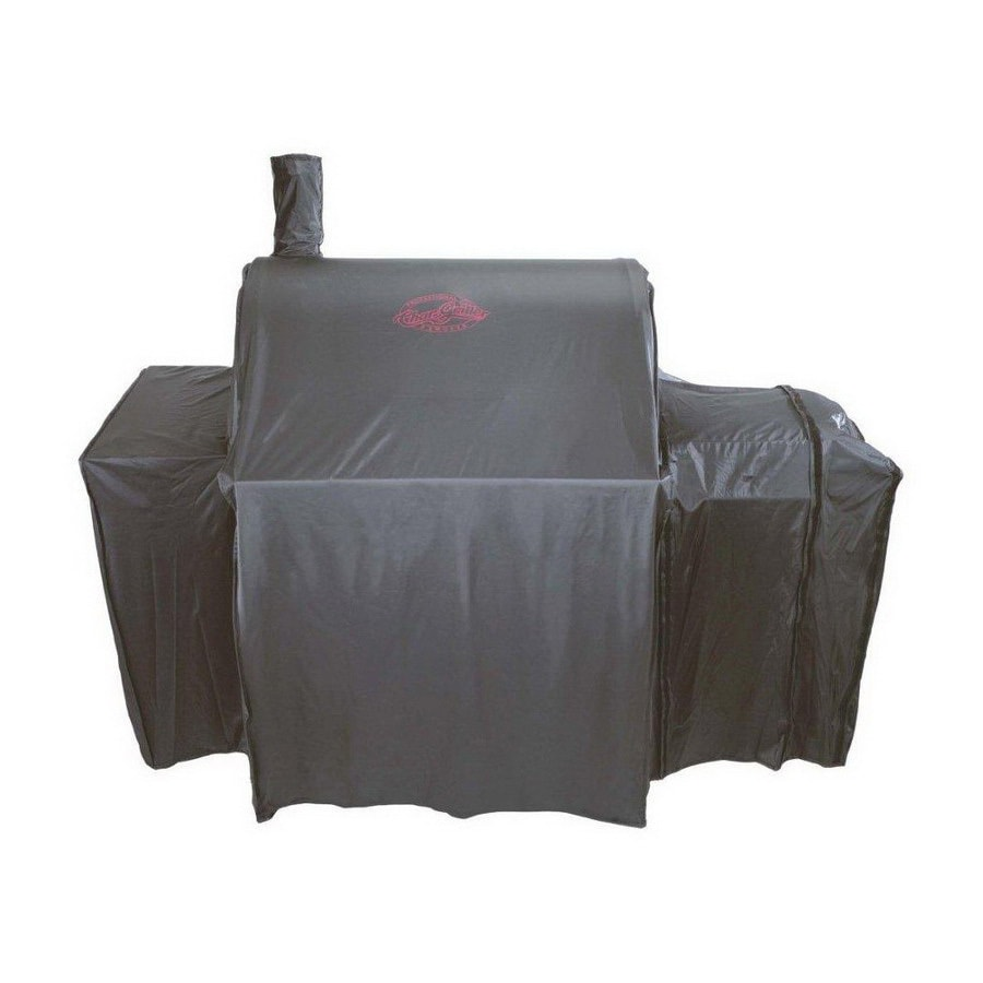 Char-Griller Polyester 31-in Charcoal Grill Cover