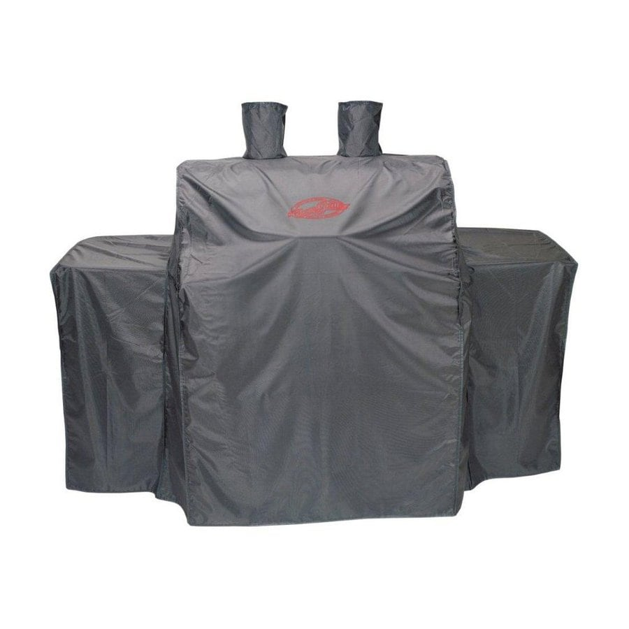 Char-Griller 54-in x 50-in Polyester Gas Grill Cover