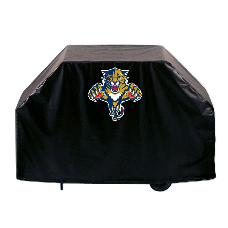 Holland Florida Panthers Vinyl 60-in Grill Cover