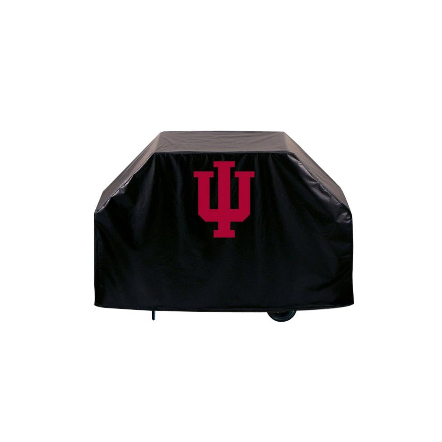 Holland Indiana University Vinyl 72-in Grill Cover