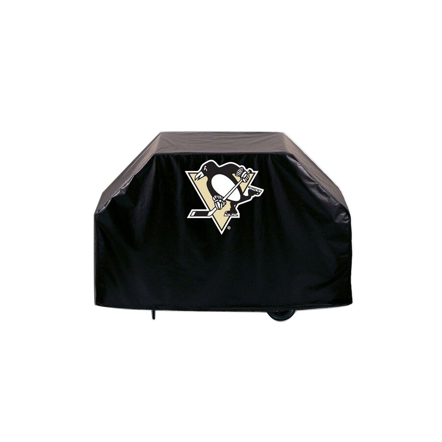 Holland Pittsburgh Penguins Vinyl 72-in Grill Cover