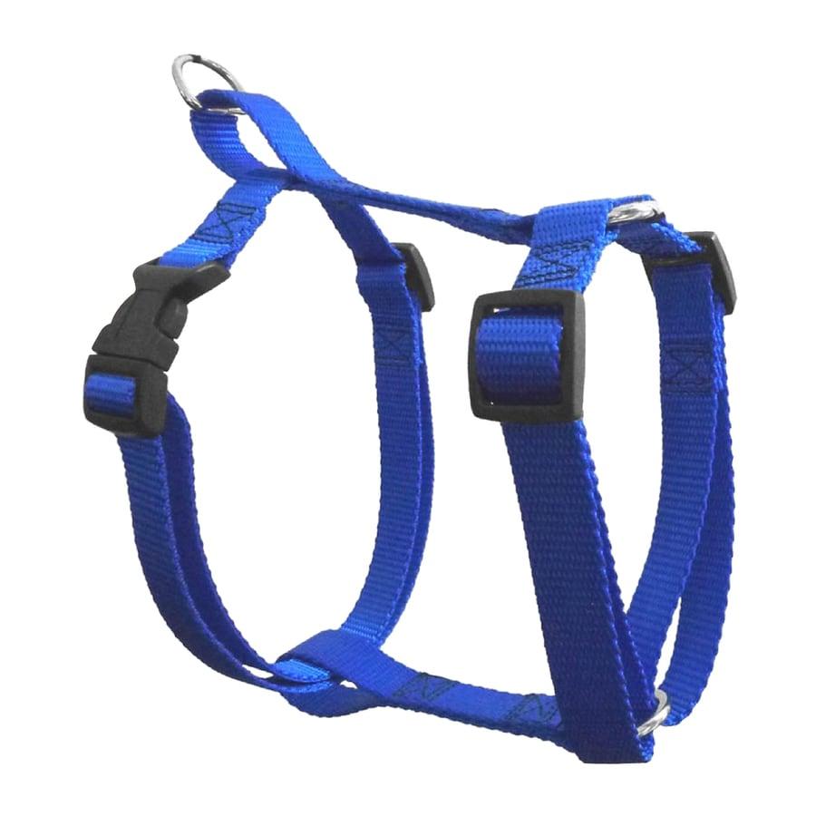 Majestic Pets Blue Nylon Dog Harness