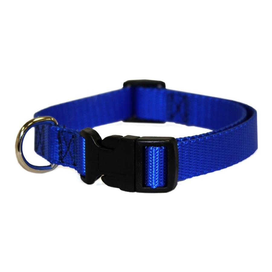 Majestic Pets Blue Nylon Dog Collar
