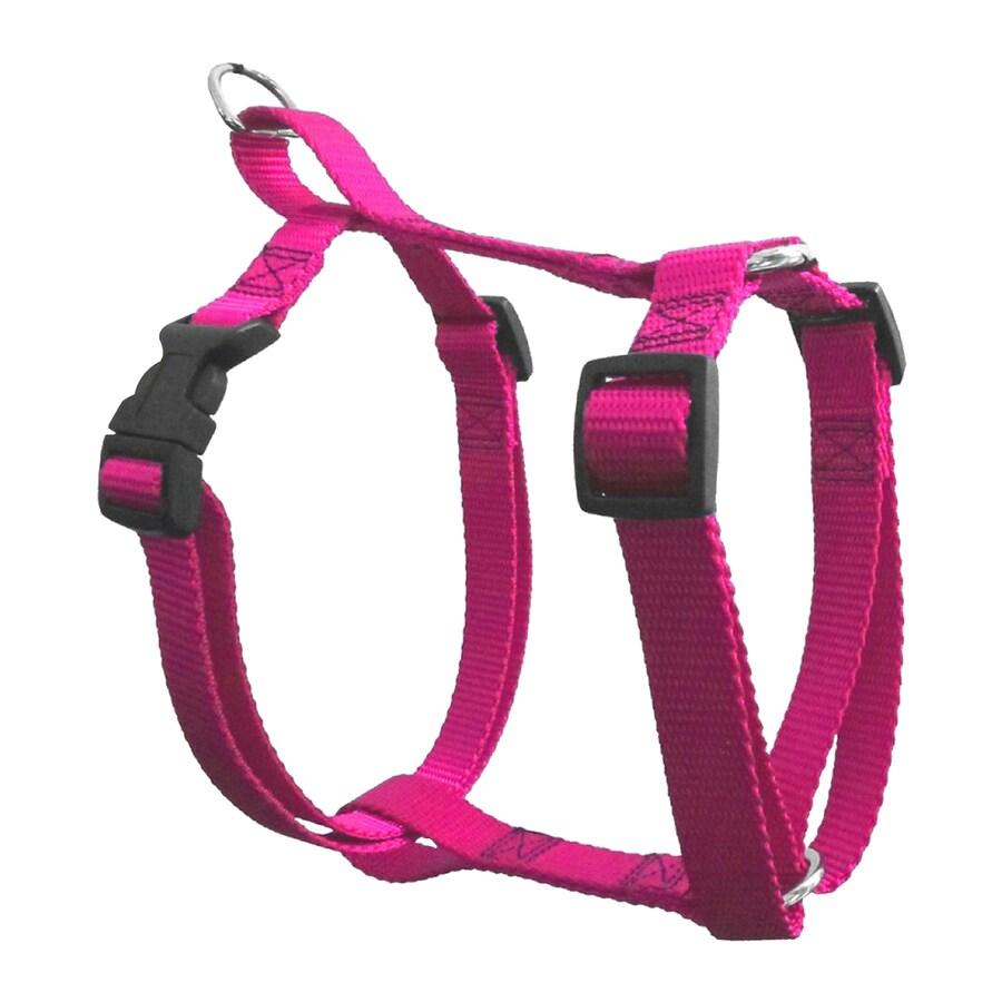 Majestic Pets Pink Nylon Dog Harness