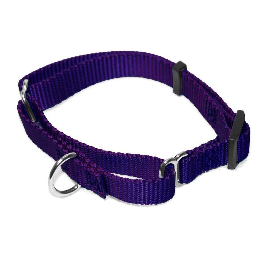 Majestic Pets Purple Nylon Dog Collar