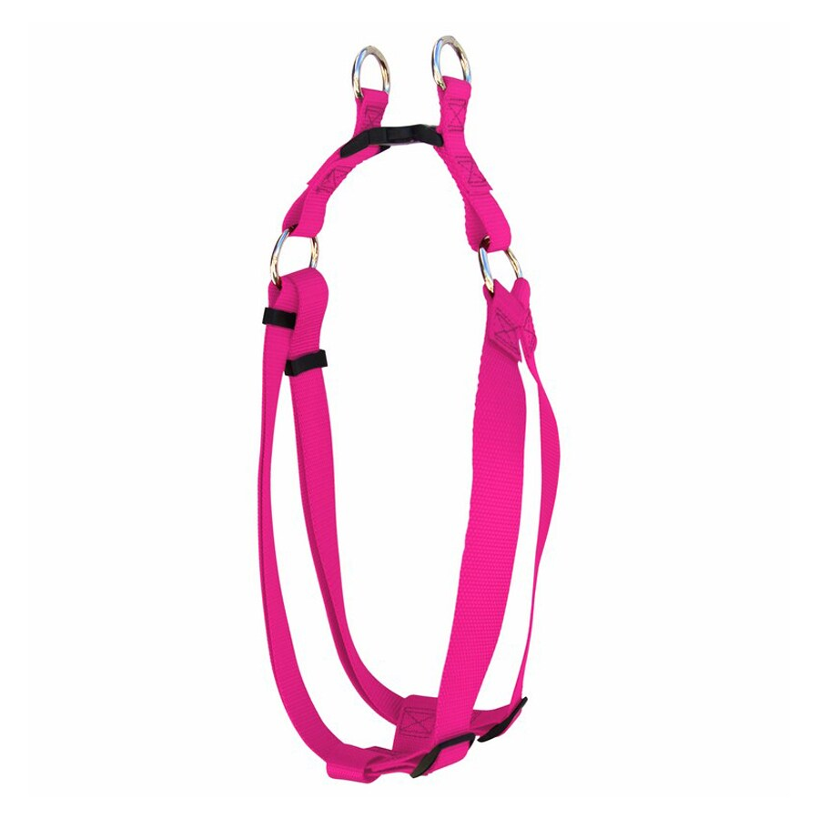 Majestic Pets Pink Nylon Dog Harness