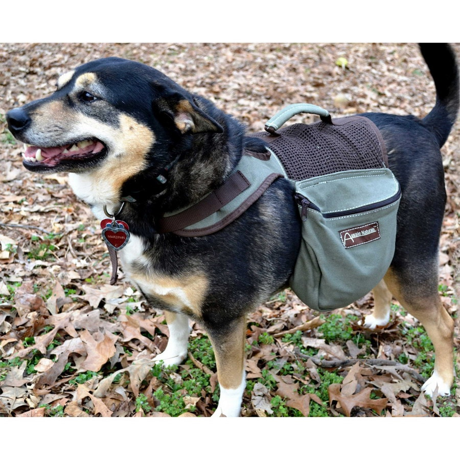ABO Gear 100% Cotton Unisex Dog Backpack
