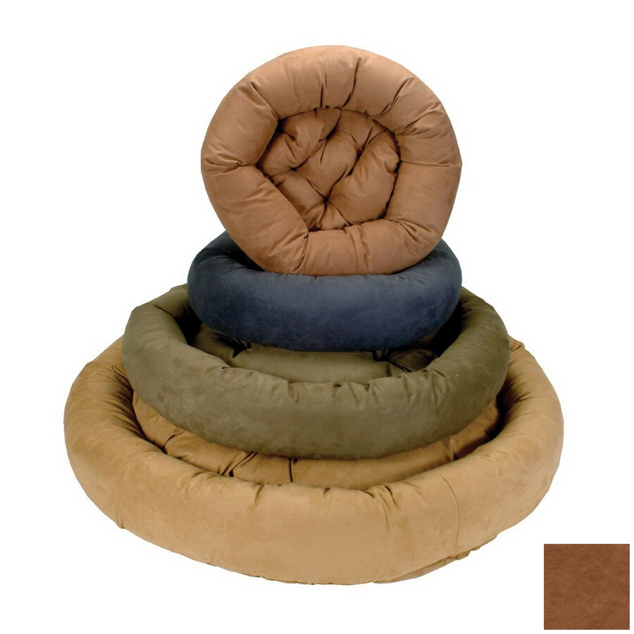Snoozer Saddle Round Dog Bed